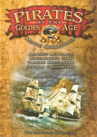 Pirates Of The Golden Age - Movie Collection DVD Movie