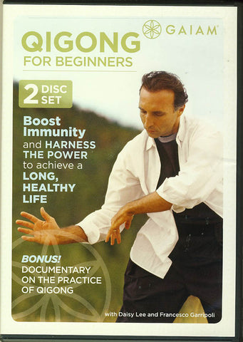 Qigong for Beginners (Beginning Practice) DVD Movie