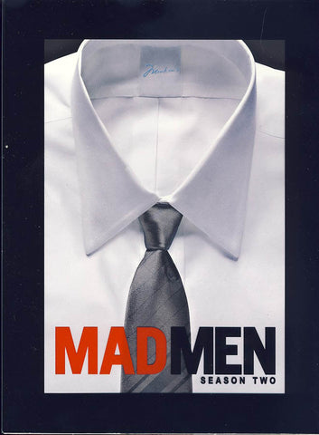 Mad Men - Season Two (2) (Boxset) DVD Movie