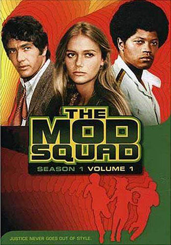The Mod Squad - Season 1, Volume 1 (Boxset) DVD Movie