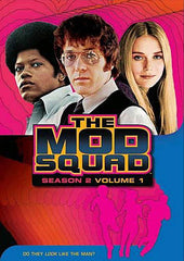 The Mod Squad - Season 2, Volume 1 (Boxset) (USED)