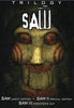 The Saw Trilogy (Saw/ Saw II/ Saw III) (Boxset) DVD Movie