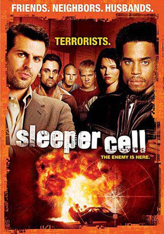 Sleeper Cell - The Enemy is Here - The Complete First Season - (Boxset) DVD Movie