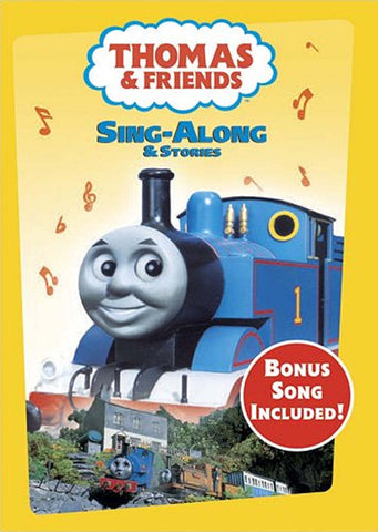 Thomas and Friends - Sing-Along and Stories DVD Movie