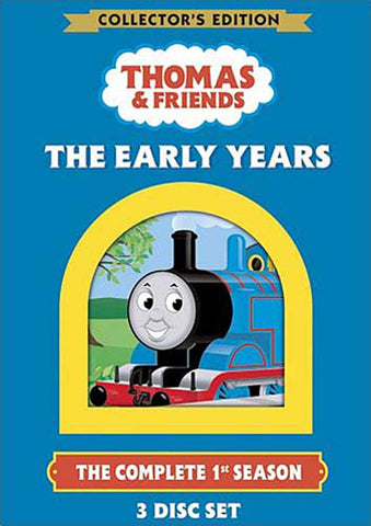 Thomas and Friends - The Early Years - The Complete First (1) Season (Boxset) DVD Movie