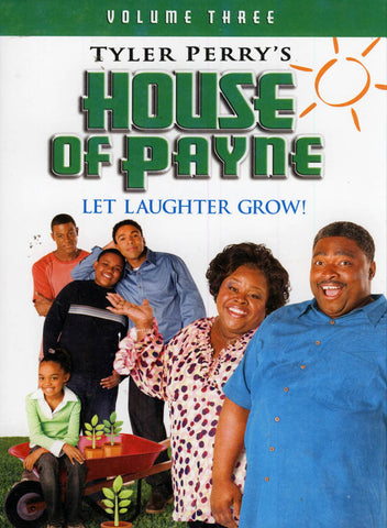 Tyler Perry's - House of Payne - Vol. Three (3) (Boxset) DVD Movie
