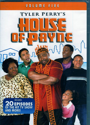 Tyler Perry's House Of Payne Vol. 5 (Five) (Boxset) DVD Movie