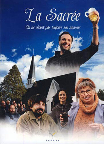 La Sacree DVD Movie