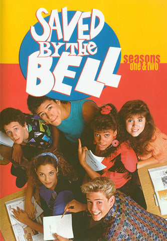 Saved by the Bell - Seasons 1 and 2 (Boxset) (LG) DVD Movie