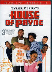 Tyler Perry's House of Payne - Vol. 2 (Episodes 21 - 40) (Boxset)