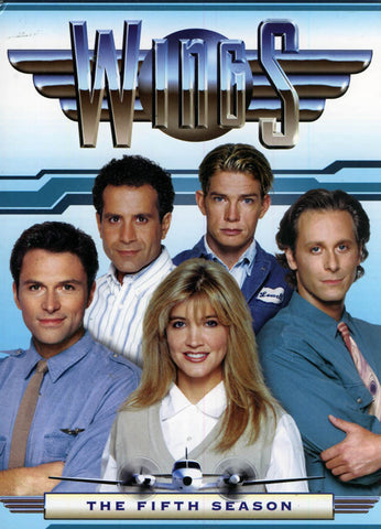 Wings - The Fifth Season (Boxset) DVD Movie