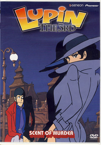 Lupin the 3rd - Scent of Murder (Vol. 9) DVD Movie