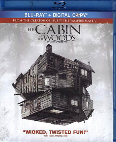 The Cabin In The Woods (Blu-ray+Digital Copy) (Bilingual) (Blu-ray) BLU-RAY Movie