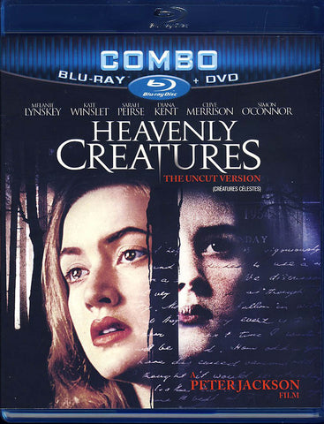 Heavenly Creatures (The Uncut Version) (Blu-ray + DVD Combo)(bilingual) (Blu-ray) BLU-RAY Movie