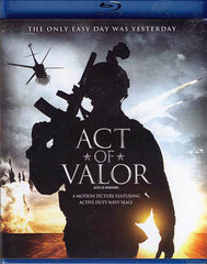 Act of Valor (bilingual)(Blu-ray)