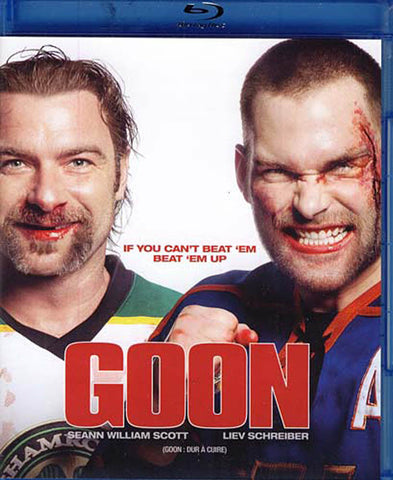 Goon (Bilingual) (Blu-ray) BLU-RAY Movie