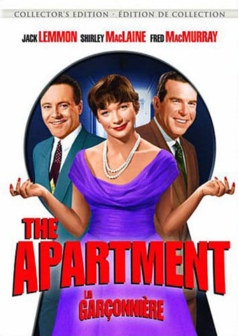 The Apartment (Collector s Edition) (Bilingual) DVD Movie
