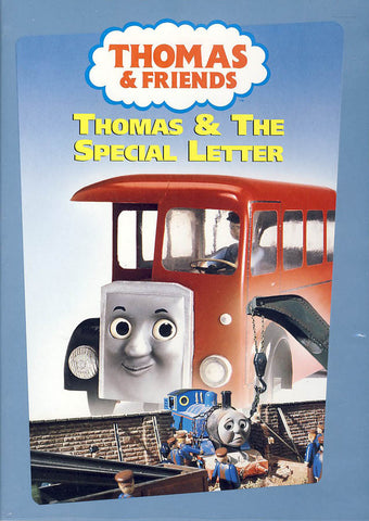 Thomas and Friends - Thomas And The Special Letter DVD Movie