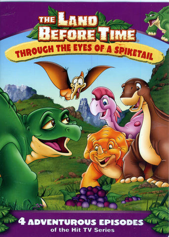 The Land Before Time - Through The Eyes Of A Spiketail DVD Movie