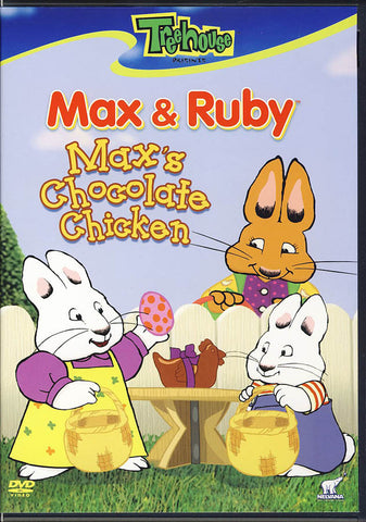 Max And Ruby - Max's Chocolate Chicken DVD Movie