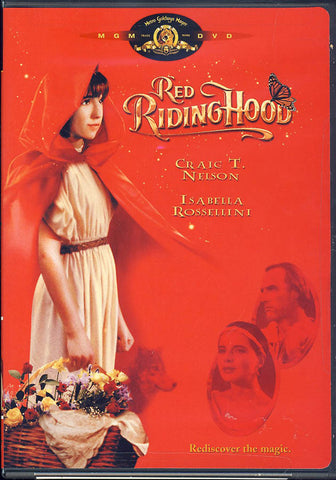 Red Riding Hood (Craig T. Nelson) DVD Movie