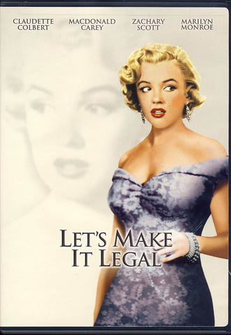 Let's Make it Legal DVD Movie