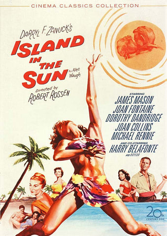 Island in the Sun DVD Movie