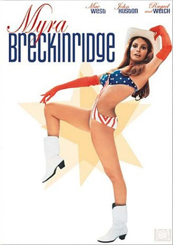Myra Breckinridge DVD Movie