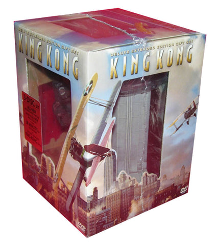 King Kong (Deluxe Extended Limited Edition DVD Gift Set) (Boxset) (Bilingual) DVD Movie
