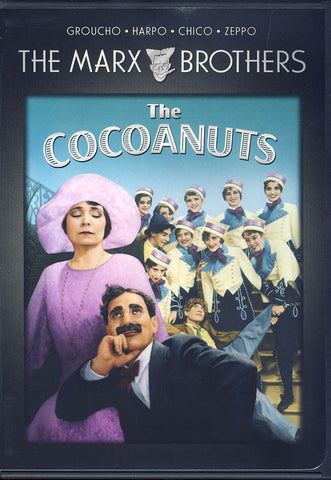 The Cocoanuts (The Marx Brothers) DVD Movie