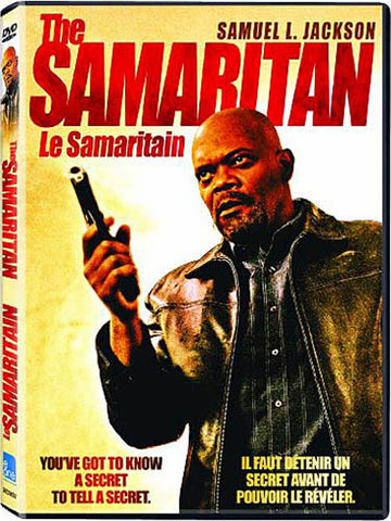 The Samaritan(bilingual) DVD Movie