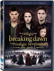 The Twilight Saga - Breaking Dawn, Part 2 (Two-Disc Special Edition)(Bilingual)