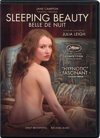 Sleeping Beauty (Julia Leigh) DVD Movie