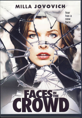 Faces In The Crowd DVD Movie