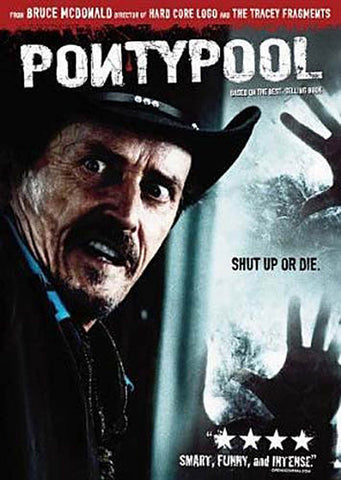 Pontypool DVD Movie