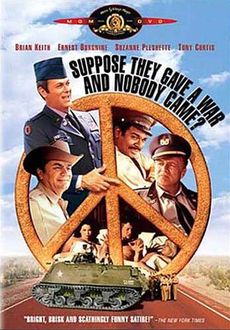 Suppose They Gave a War and Nobody Came? DVD Movie