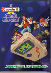 Captain N - The Game Master - Adventures in Videoland