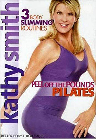 Kathy Smith - Peel off the Pounds Pilates (LG) DVD Movie