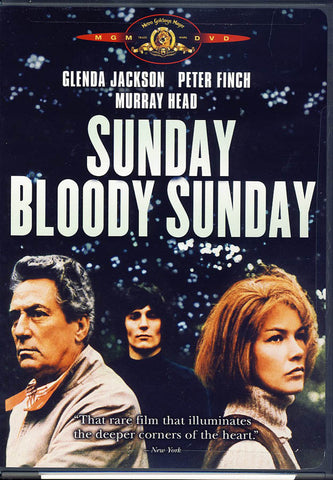 Sunday Bloody Sunday (MGM) DVD Movie