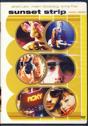 Sunset Strip DVD Movie