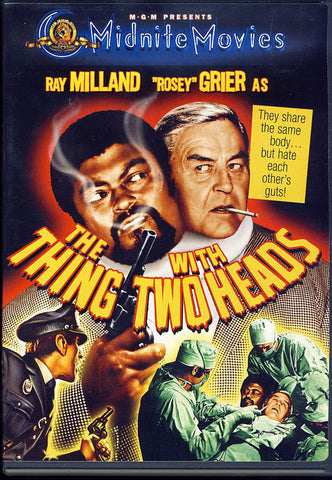 The Thing With Two Heads (MGM) DVD Movie