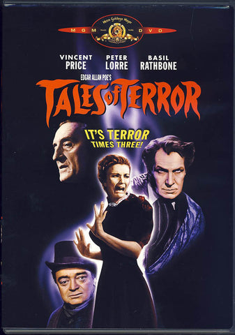 Tales of Terror - It s Terror Times Three DVD Movie