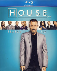 House, M.D. - Season Six (Blu-ray) (Boxset)