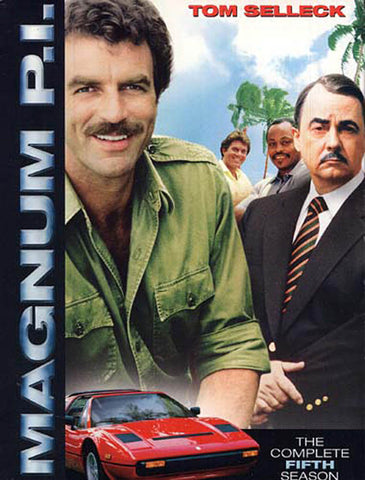 Magnum P.I. - The Complete Fifth Season (Boxset) DVD Movie