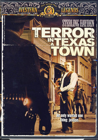 Terror in a Texas Town (MGM) DVD Movie