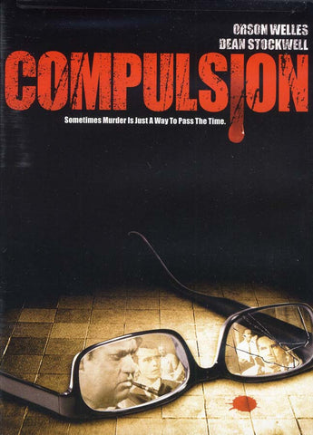 Compulsion DVD Movie