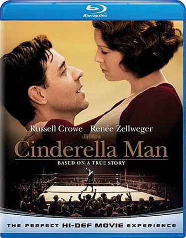 Cinderella Man (Bilingual) (Blu-ray) BLU-RAY Movie