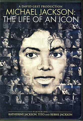 Michael Jackson - The Life of an Icon DVD Movie