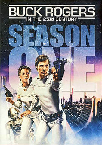 Buck Rogers in the 25th Century - Season One (Keepcase) (Boxset) DVD Movie