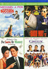 The Secret of My Success / The Hard Way / For Love or Money / Greedy (Bilingual) DVD Movie